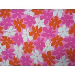 Plavkovina - růžové květy