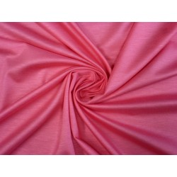 růžový viskozový úplet