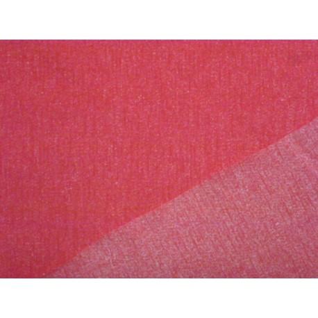 PAD úplet - růžový s bílými puntíky