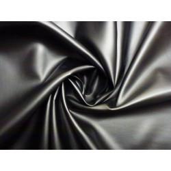 Koženka černá oděvní