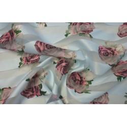 Šifon - růže