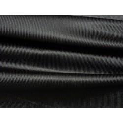 Manšestr černý - elastický