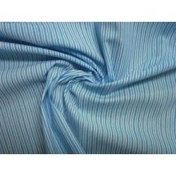 Plavkovina matná - modrá proužkovaná
